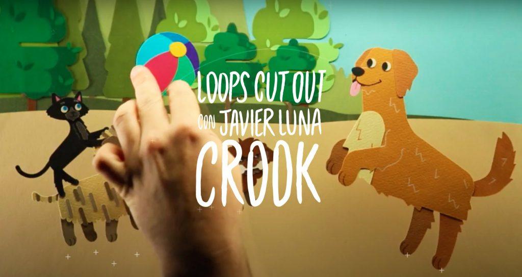 Loops Cut Out Javier Luna Crook